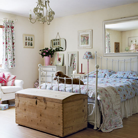 camera da letto country - Il blog italiano sullo Shabby Chic ...