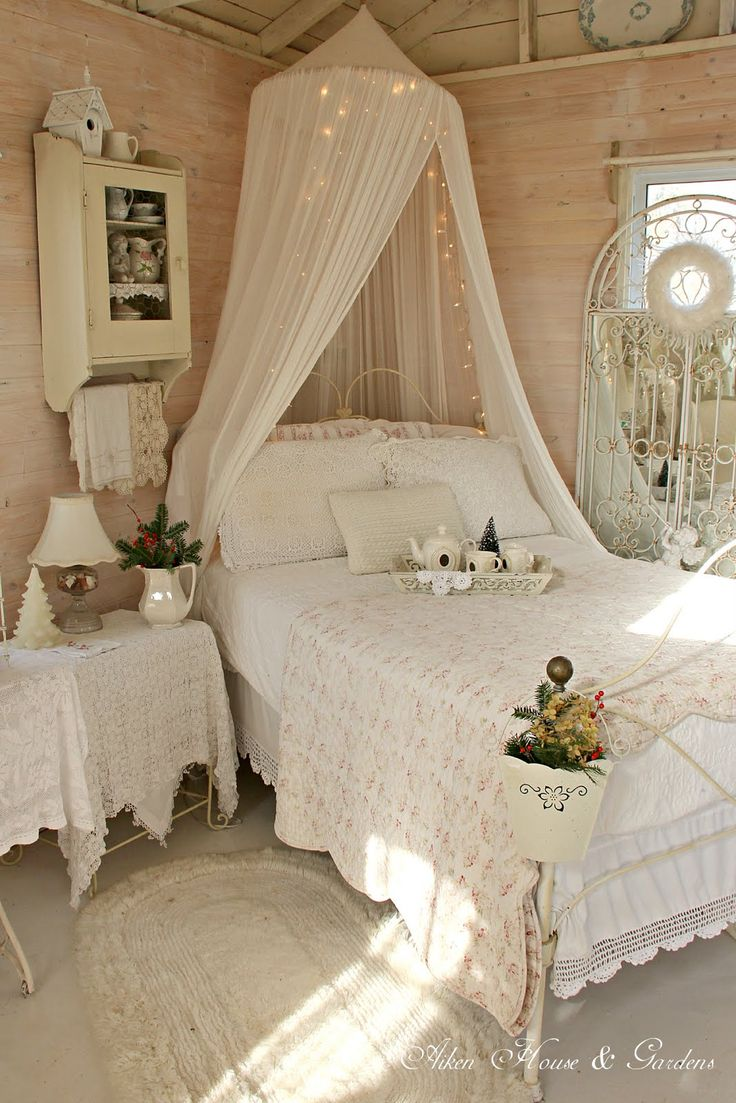Le belle camerette in stile shabby Chic - Il blog italiano sullo ...