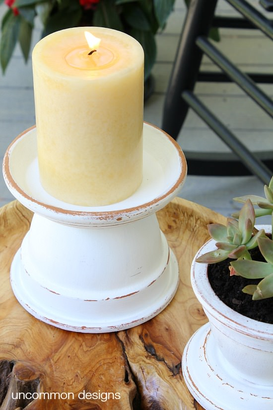 patio-paint-candle-holder-from-pot
