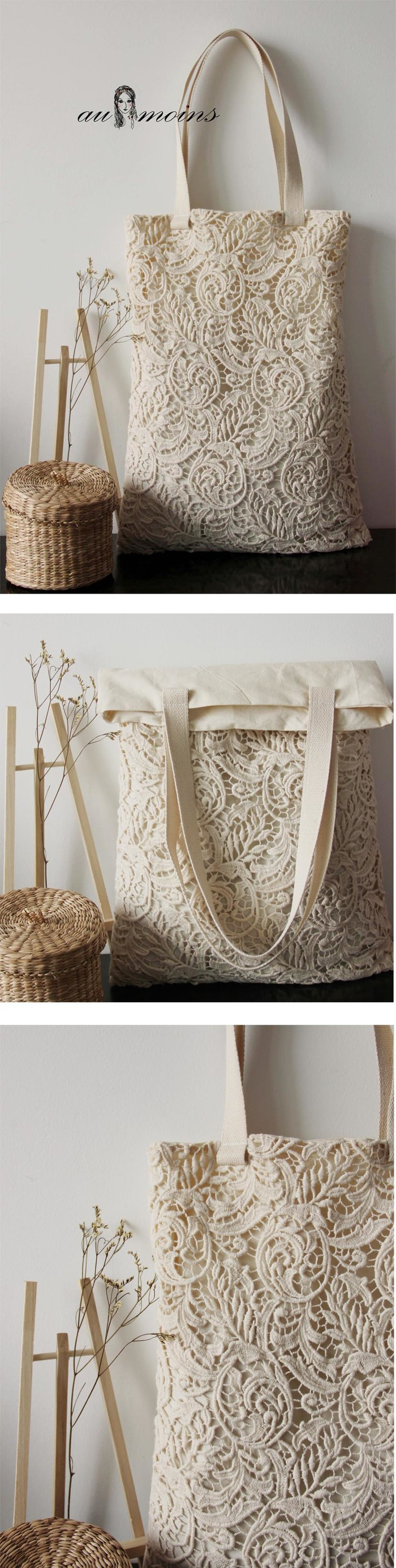 Tante bellissime borse in stile shabby chic