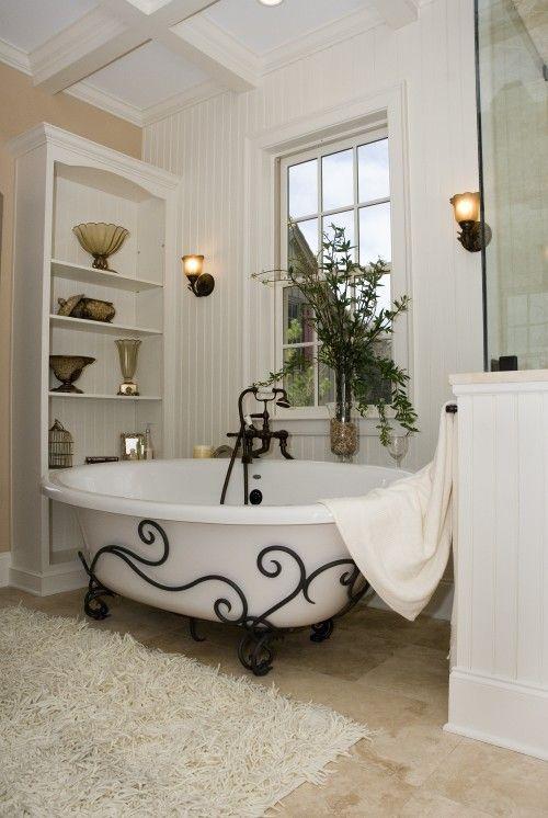 Vasche da sogno in stile shabby chic il blog italiano sullo shabby chic e non solo - Vasche da bagno da sogno ...