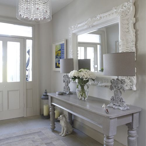 Bellissime Consolle in Stile Shabby Chic e Country
