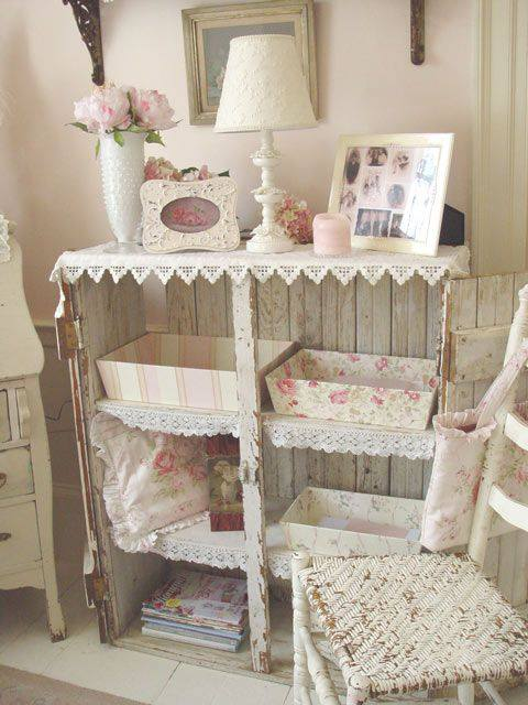 atmosfere in ambienti in stile shabby chic il blog