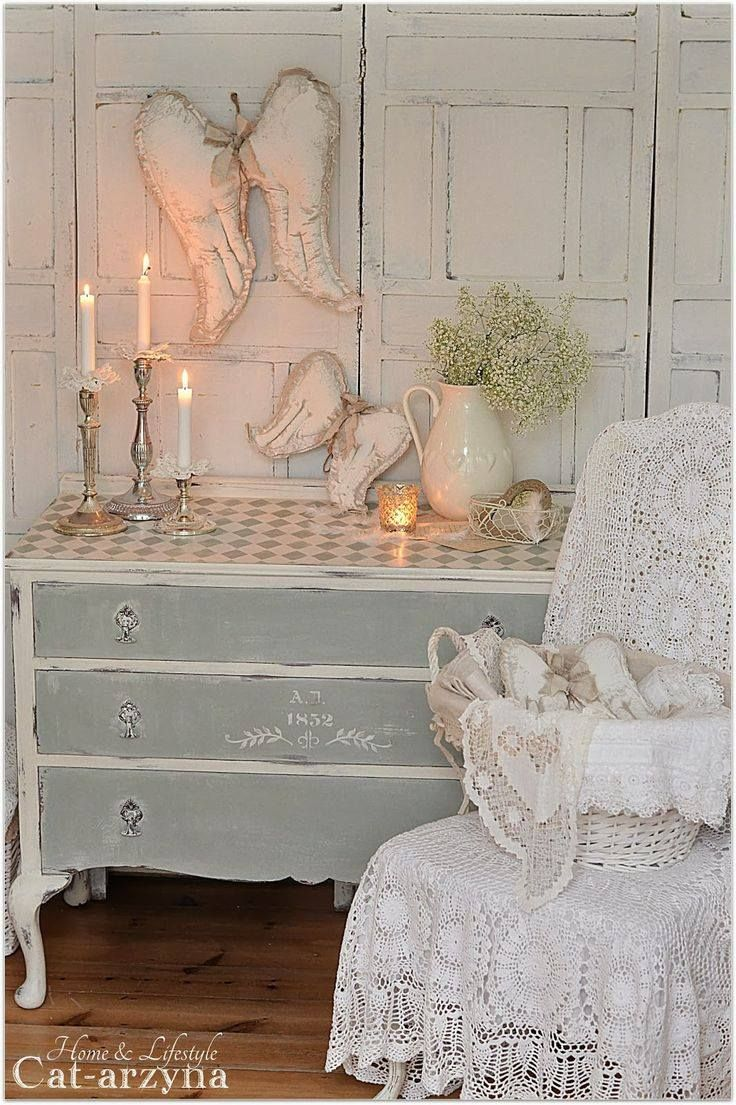 Atmosfere in ambienti in stile shabby chic il blog for Shabby chic blog italiani