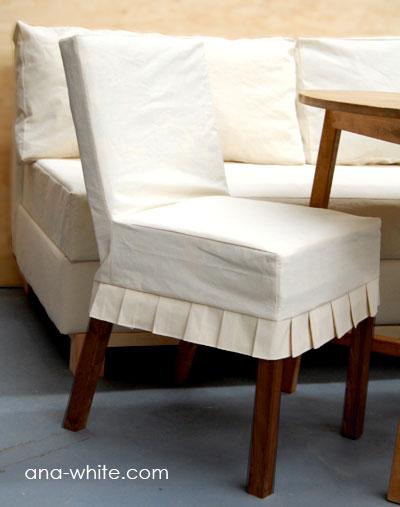 Tutorial per realizzare vesti sedia Stile Shabby Chic