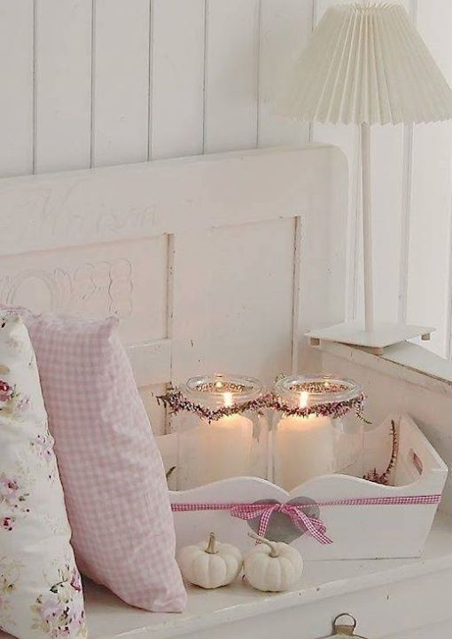 vestire d 39 autunno la casa shabby il blog italiano sullo. Black Bedroom Furniture Sets. Home Design Ideas