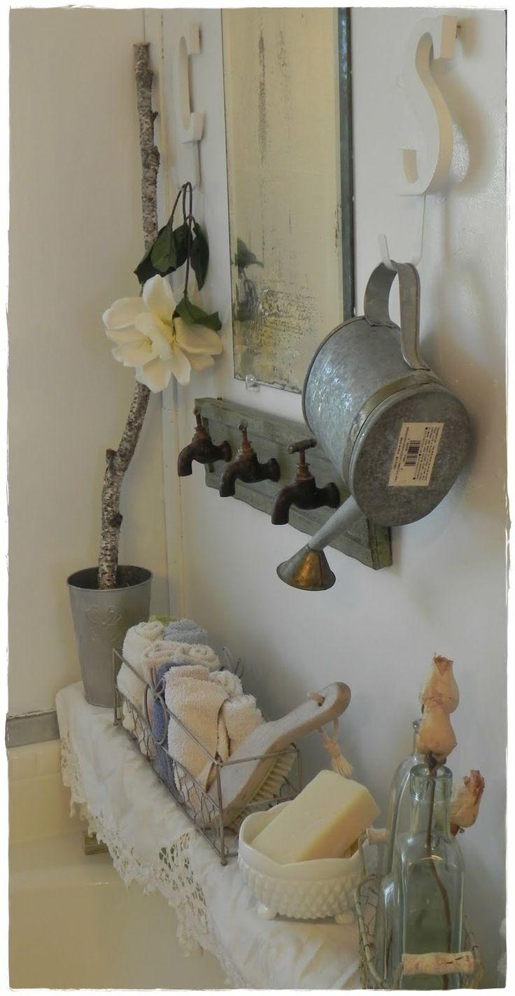 Porta tovaglie all 39 uncinetto e piccoli oggetti per un - Decorazioni per il bagno ...