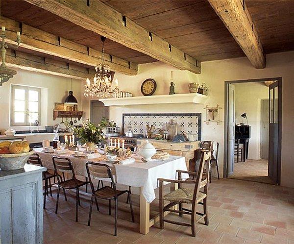 La tavola shabby si veste d 39 autunno il blog italiano for Idee per arredare una taverna