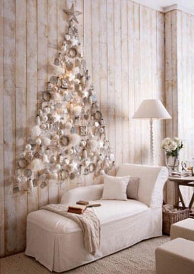 Immagini Di Natale Shabby.Speciale Alberi Di Natale Shabby Salvaspazio Il Blog