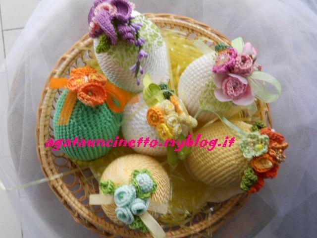 Raccolta di decorazioni pasquali il blog italiano sullo shabby chic e non solo - Decorazioni uova pasquali per bambini ...