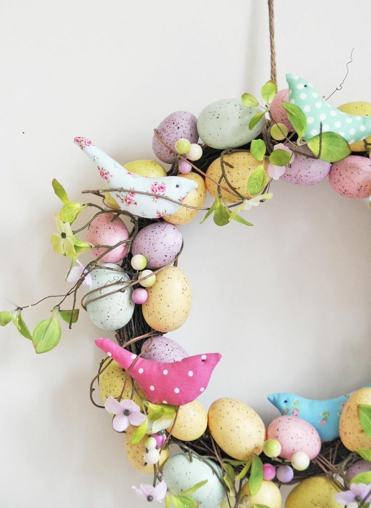 Raccolta di decorazioni pasquali il blog italiano sullo for Shabby chic blog italiani