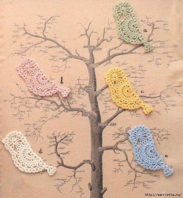 Piccoli animali all'uncinetto per decorazioni Pasquali e non solo – con schemi