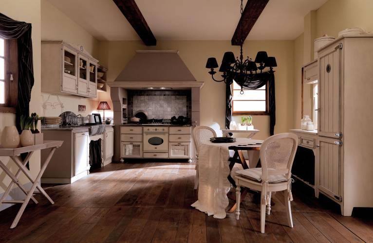 Cucine shabby da sogno il blog italiano sullo shabby - Cucine arte povera in muratura ...