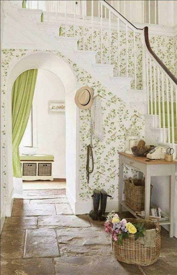 Aria di primavera in casa shabby il blog italiano sullo for Casa shabby