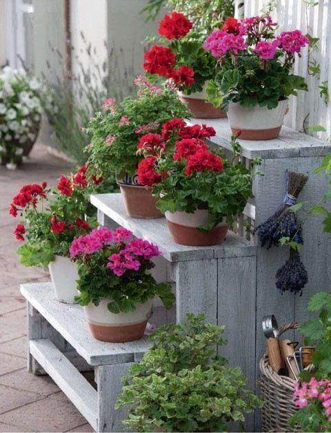terrazze verande e giardini shabby idee per un 39 estate il