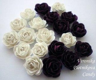 Tutorial per creare delle bellissime rose con il feltro