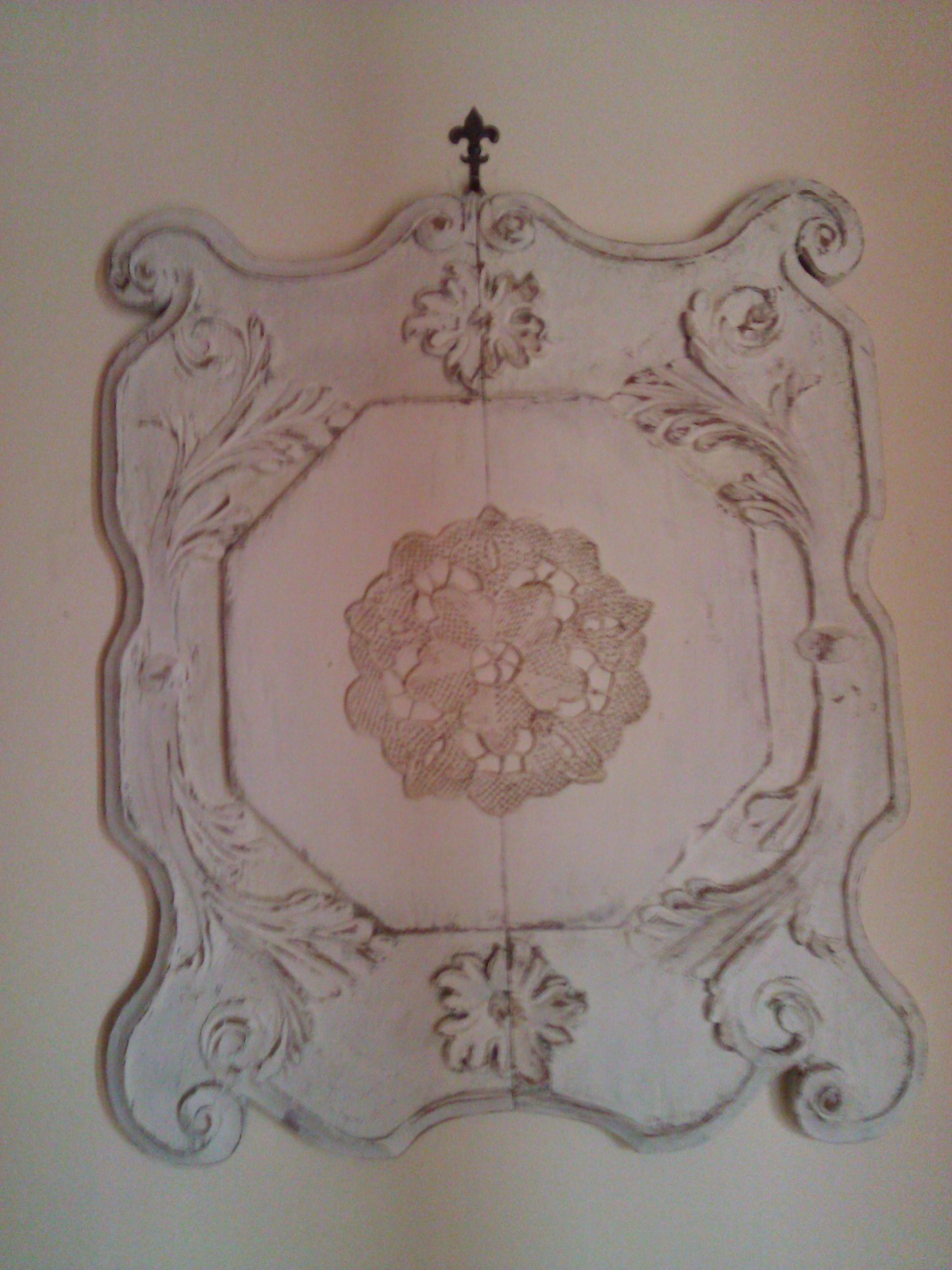 Cornici e specchi in stile shabby il blog italiano sullo for Cornici per quadri shabby chic