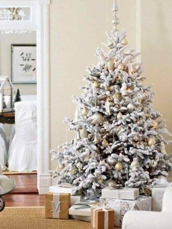 Alberi Di Natale Bellissimi Immagini.Carrellata Di Bellissimi Alberi Di Natale Shabby Il Blog