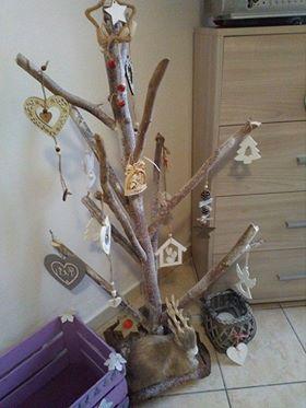 Contest Natalizio: un'albero Shabby per questo Natale (foto 4)