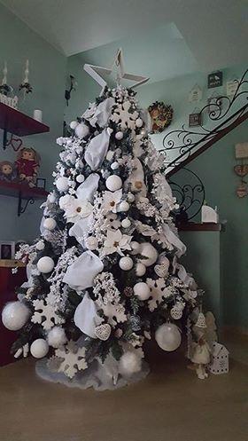 Contest Natalizio: un'albero Shabby per questo Natale (foto 17)
