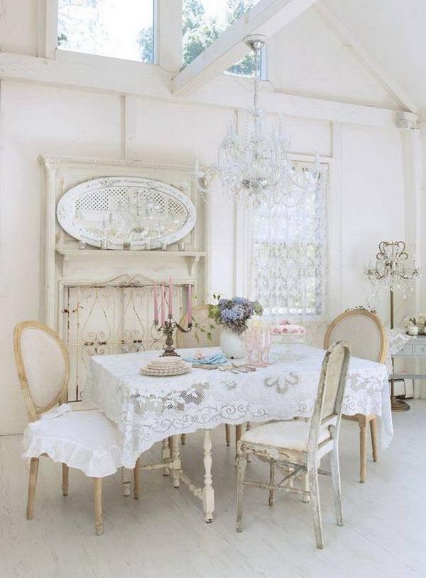 Tavoli e tavolini in stile shabby il blog italiano sullo for Shabby chic blog italiani