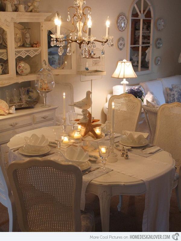 Tavoli e tavolini in stile Shabby