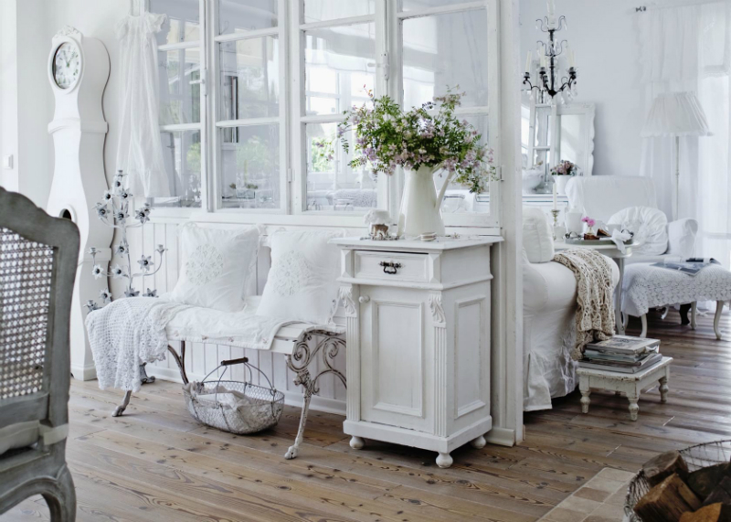 Ideare E Arredare Shabby In Un Quot Open Space Quot Il Blog