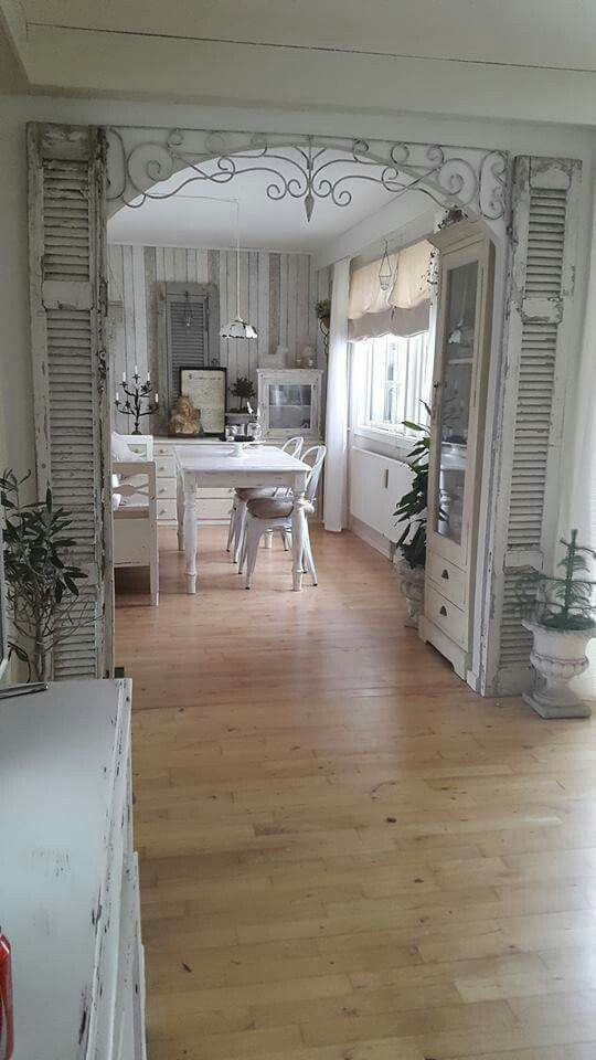 "Ideare e arredare Shabby in un ""Open Space"""