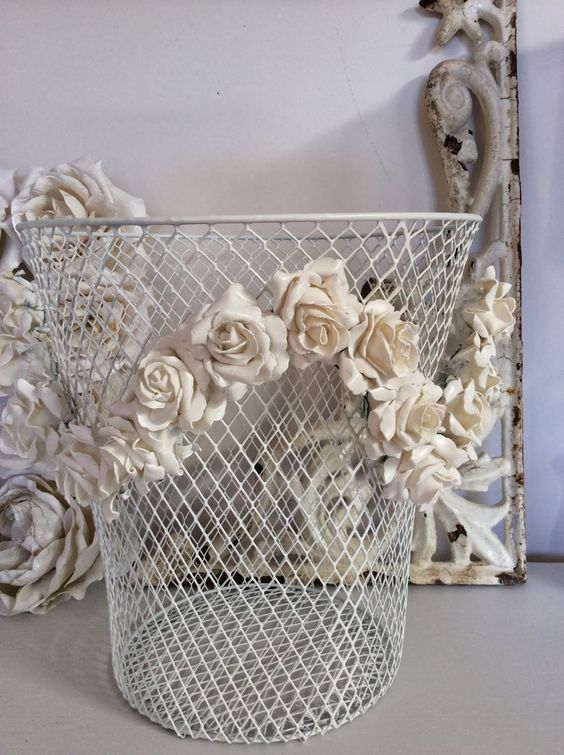 Tutorial per poter decorare con i fiori finti