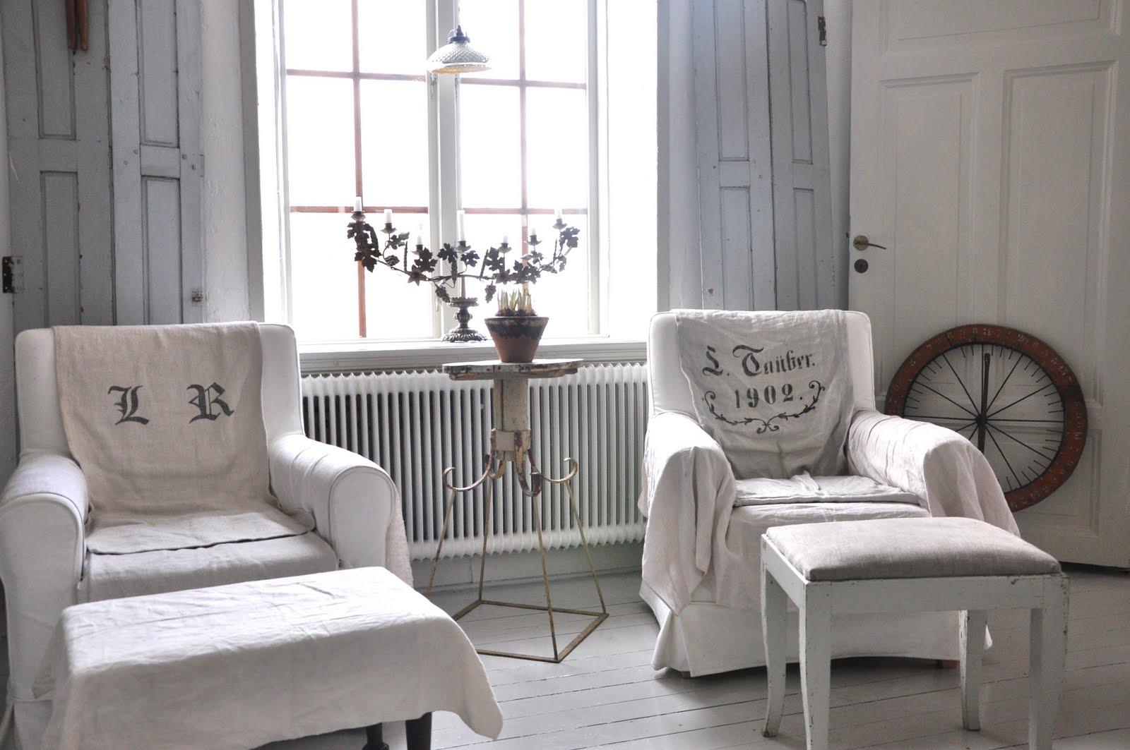 La casa di susanne in svezia crocevia tra stile shabby - La casa vintage ...