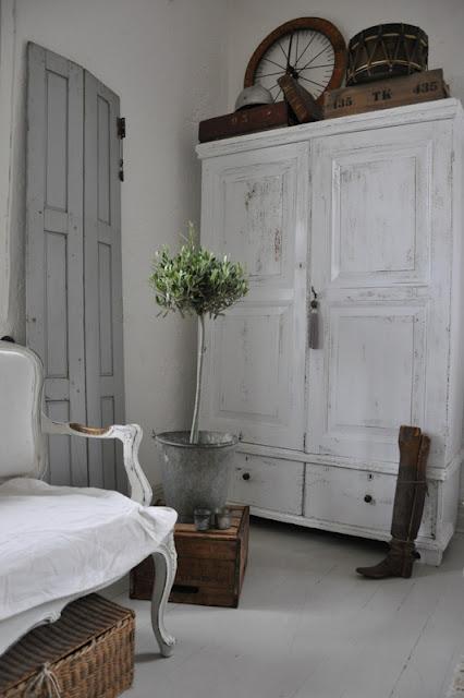 La casa di susanne in svezia crocevia tra stile shabby for Differenza tra stile provenzale e shabby chic
