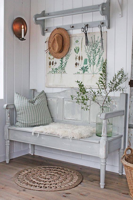 Deliziosi divani panche in stile Shabby Chic - Il blog ...