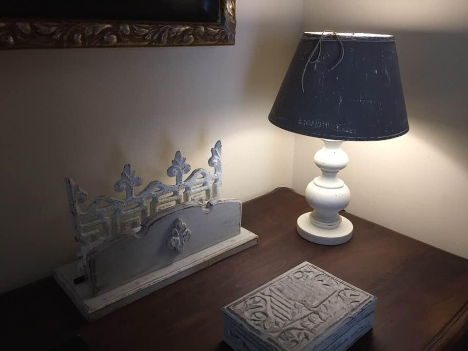 Ancora in tema di oggetti restaurati per lo stile Shabby