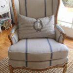 Tutorial per come tappezzare una sedia o poltrona in stile Shabby