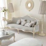 Piccoli spazi per romantiche camerette in stile Shabby