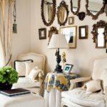 Stile, passione e gusto per arricchire le pareti anche in ambienti Shabby chic