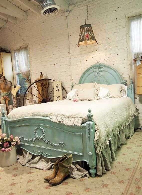 camera-da-letto-romantica - Il blog italiano sullo Shabby ...