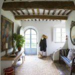 Il rustico delle travi e l'eleganza dello stile Shabby, combinazione perfetta!