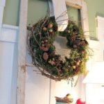 Ghirlande Shabby e non per decorare il nostro Natale