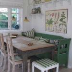Suggerimenti e idee per decorare una cucina con elementi Shabby