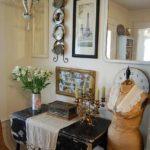 Bellissimi manichini inseriti nello stile Antico e Shabby