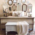 Piccoli specchi da collezione nello stile Shabby
