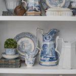 Collezionare le pittoresche ceramiche inglesi, nello stile Shabby