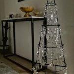Bellissimi alberi di Natale alternativi per lo stile Shabby